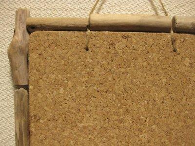 画像3: 流木コルクボード015