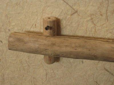 画像2: 流木フォトスタンド028