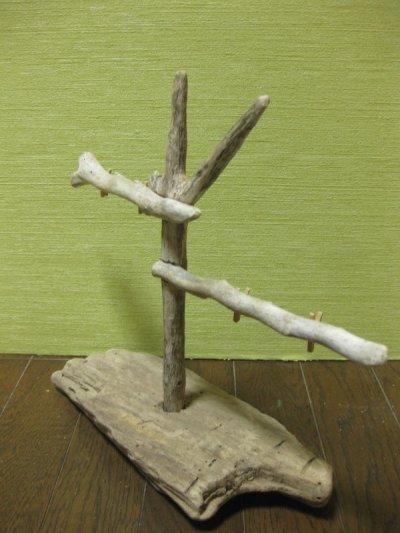 画像2: 流木フォトスタンド034