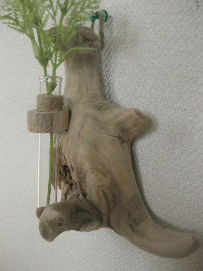 画像3: 流木葉瓶039
