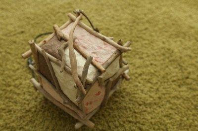 画像2: 流木ランプ009